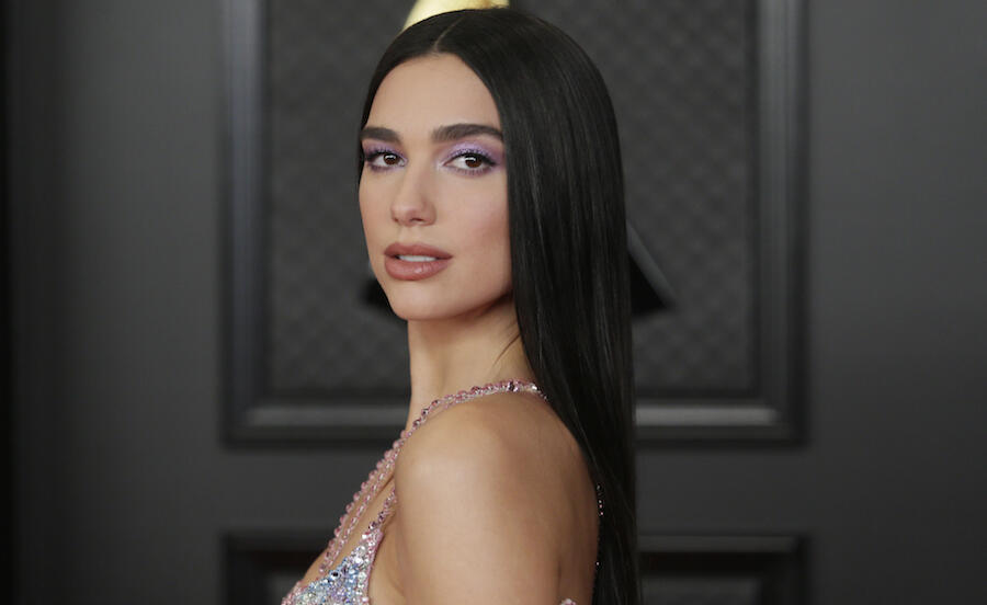 Dua Lipa Attacked By Frenzied Fan In Mexico City In Shocking Video