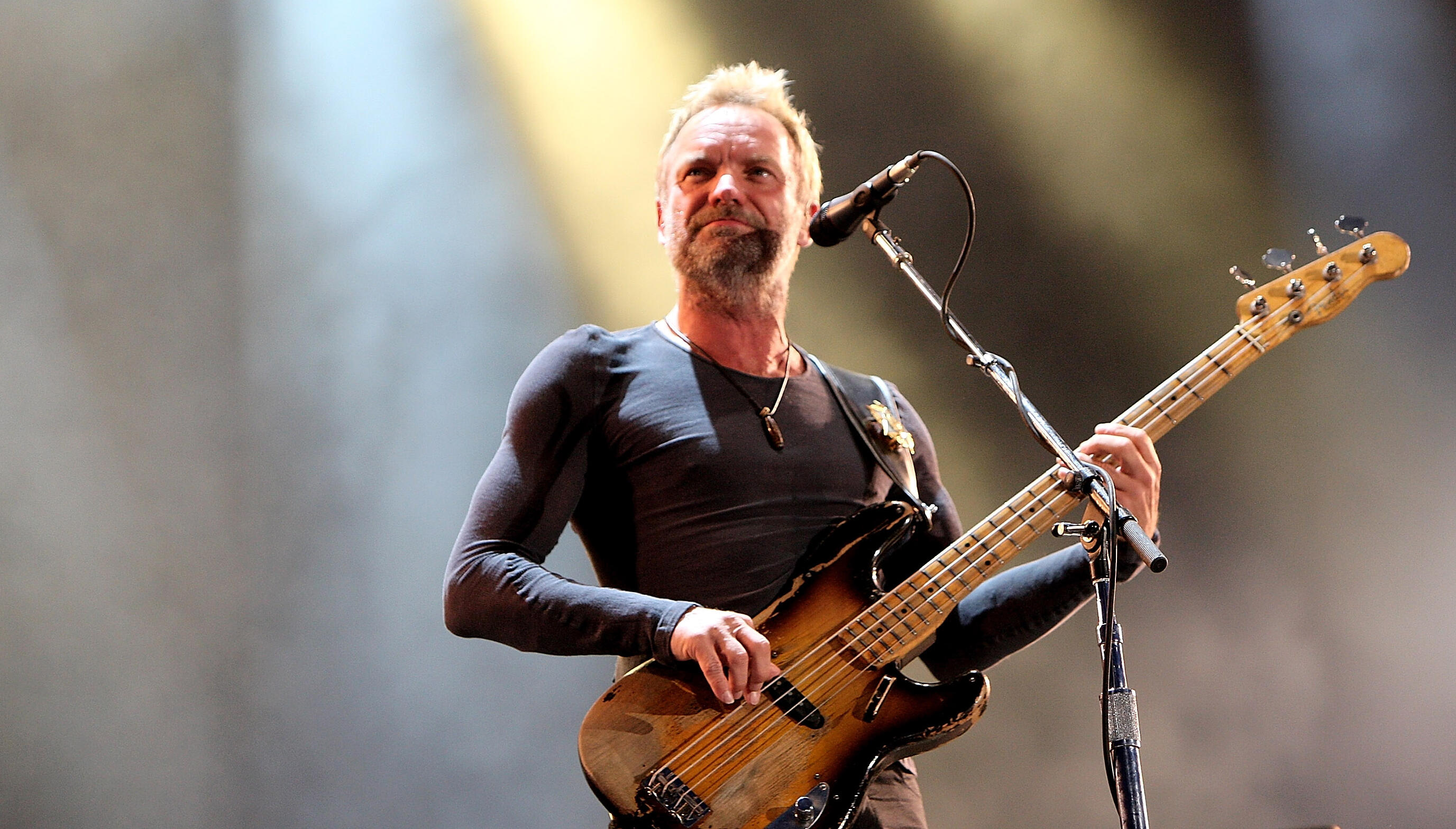 Sting Wanted More Than 'Nostalgia' Out Of The Police Reunion