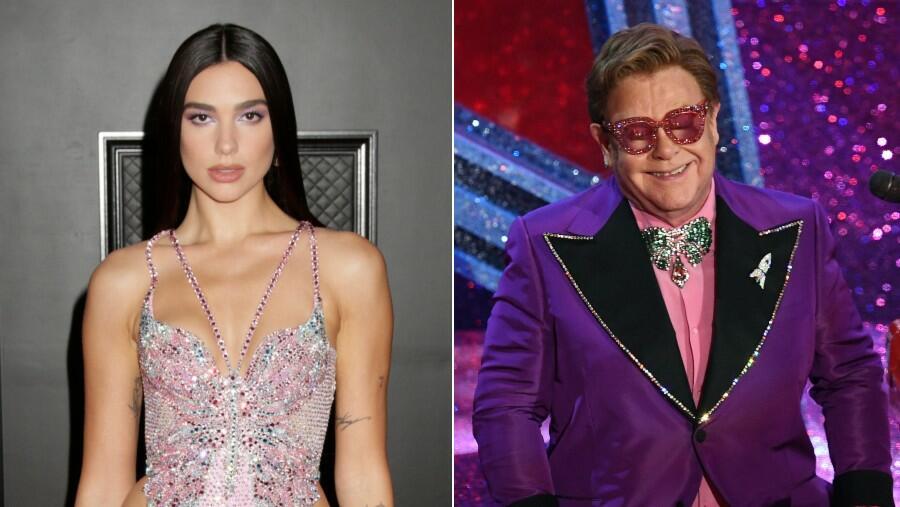 Dua Lipa To Headline Elton John's AIDS Foundation Oscar Pre-Party