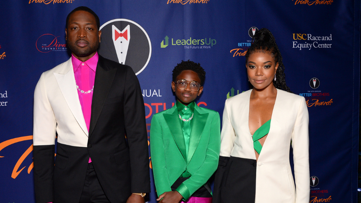 Dwyane Wade Opens Up About His Evolution As A Parent | BIN: Black  Information Network