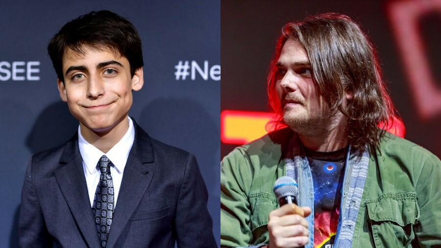 'The Umbrella Academy' Star Aidan Gallagher Interviews Gerard Way: Watch