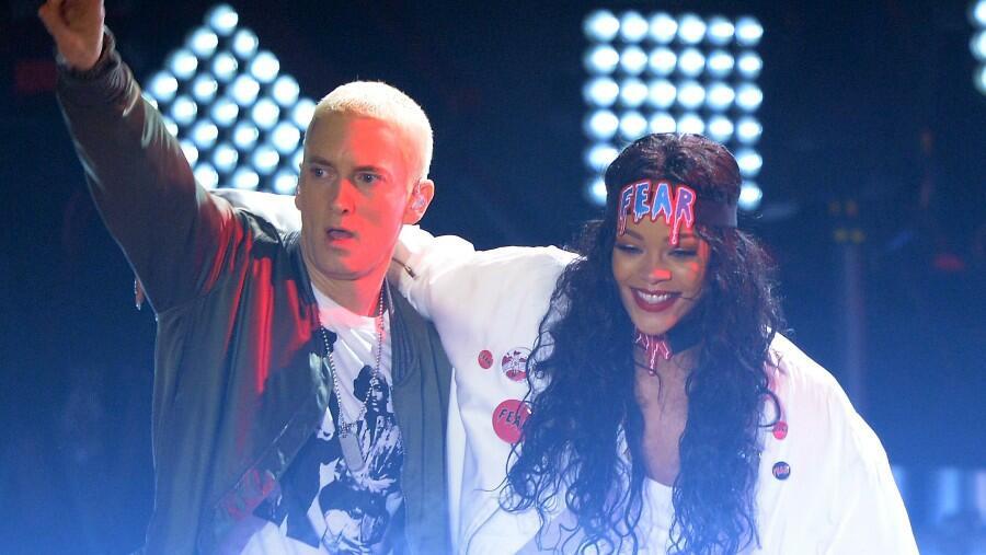 Turns Out, Eminem Originally Recorded Rihanna's 'Diamonds'