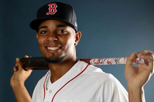 Xander Bogaerts Is Raking In Spring Training--And Here's Why