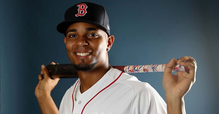 xander bogaerts boston red sox mlb baseball