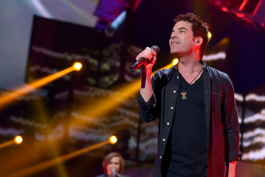 Train's Pat Monahan Teases New Album & Reflects on 'Drops of Jupiter'