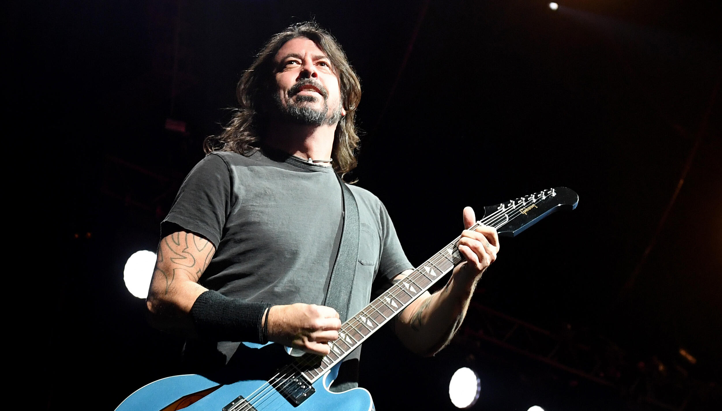 Watch The Trailer For The New Career-Spanning Dave Grohl Documentary