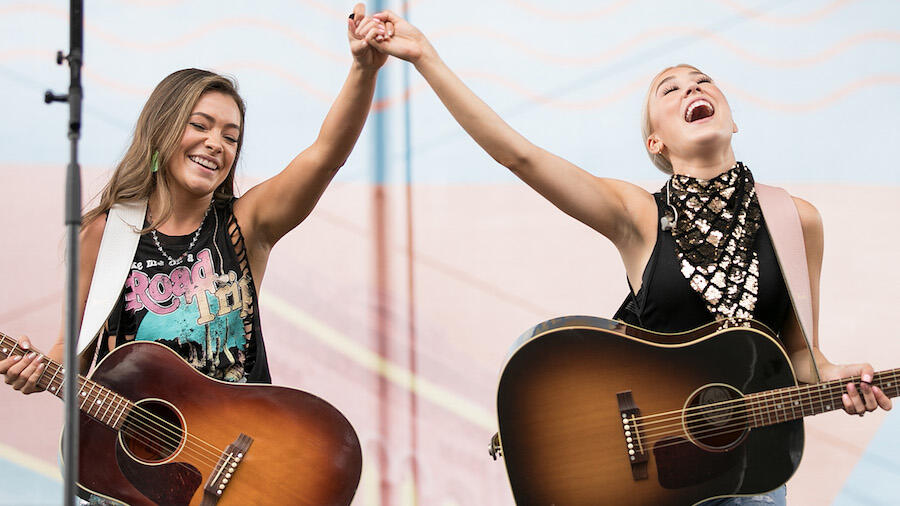 Maddie & Tae Get Sassy On Lively New Single 'Woman You Got'