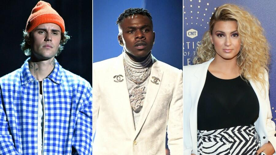 Justin Bieber's 'Justice' Deluxe Edition Features DaBaby, Tori Kelly & More