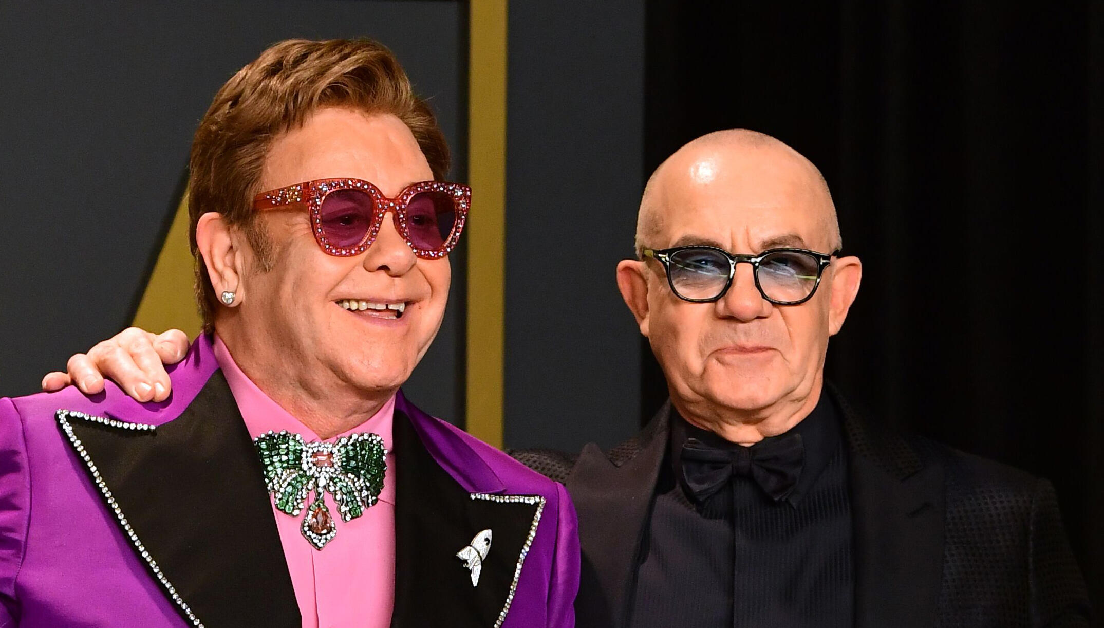Elton John Shares Demo Recording Of First Song He Wrote With Bernie Taupin