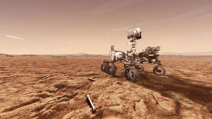 NASA Names Mars Landing Site After Famed Author Octavia Butler