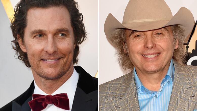 Tragedy Helped Matthew McConaughey Discover Dwight Yoakam