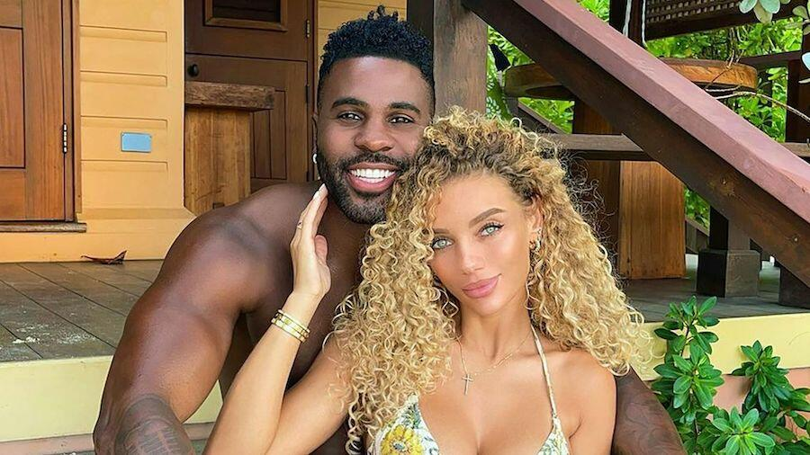 Jason Derulo & Girlfriend Jena Frumes Are Expecting Their First Child