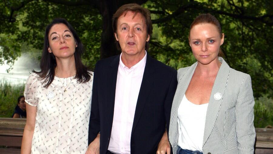 Paul McCartney Teams Up With Daughters For Cookbook Celebrating Late Wife