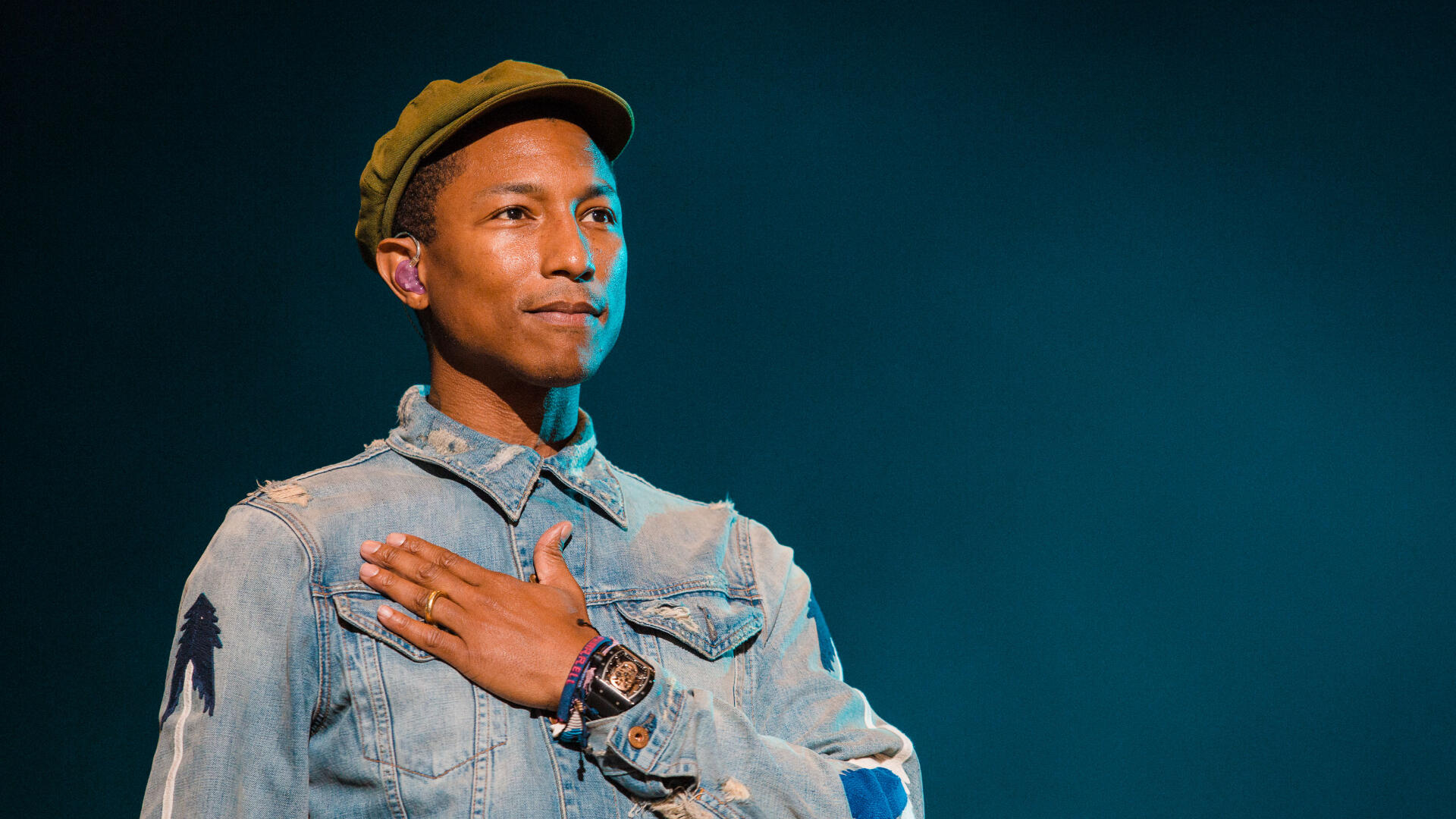 Pharrell Reveals Cousin Was Killed By Police In Virginia Beach Shootings