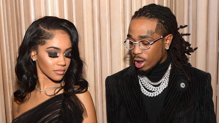 Saweetie & Quavo Physical Altercation Caught On Video