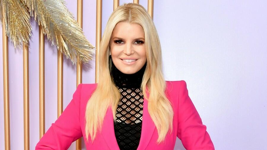 Jessica Simpson Reveals She Tested Positive For Coronavirus