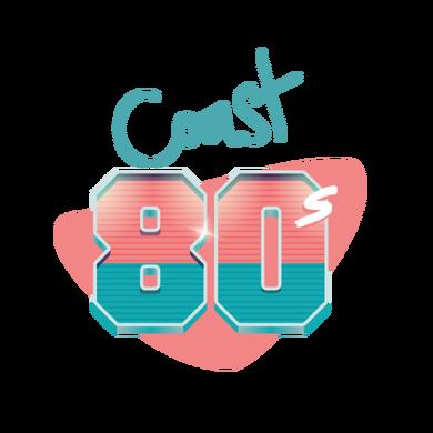 Coast 80s logo