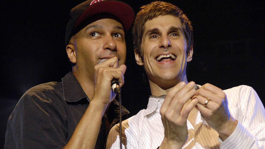 Tom Morello Wishes 'Very Special Friend' Perry Farrell Happy Birthday