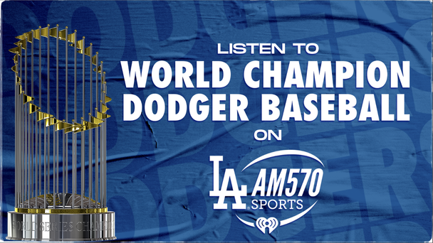 Listen To Every Dodgers Game This Season On the Free IHeartRadio App