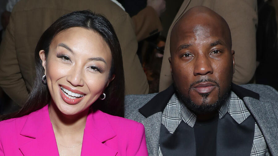 Jeezy & Jeannie Mai Are Married — Couple Tie The Knot In Intimate Ceremony