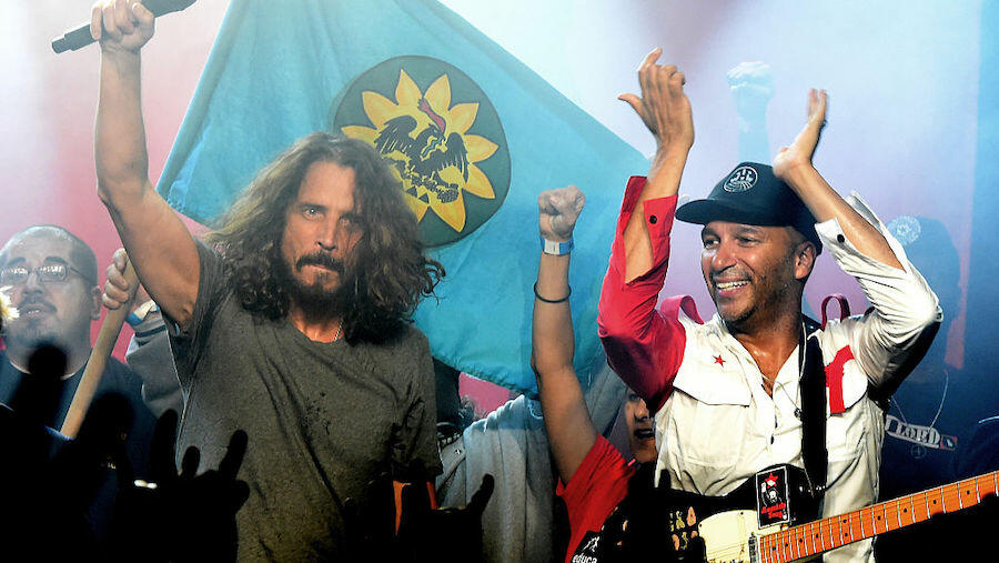 Tom Morello Details Why He Wrote The Garden of Gethsemane For Chris Cornell