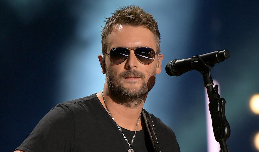 Eric Church Gets COVID-19 Vaccine: 'I View It As A Godsent Miracle'