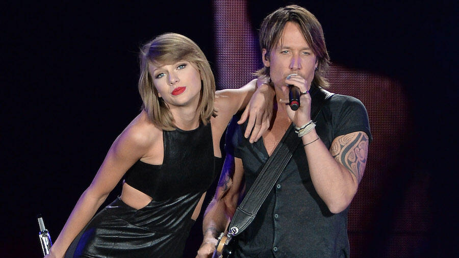Taylor Swift Seemingly Teases Keith Urban Collaboration 'From The Vault'