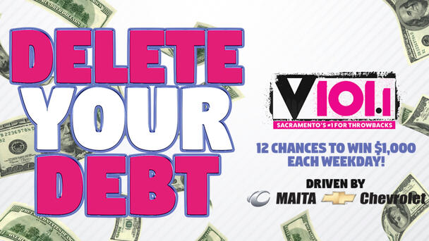 Win $1,000 To Delete Your Debt