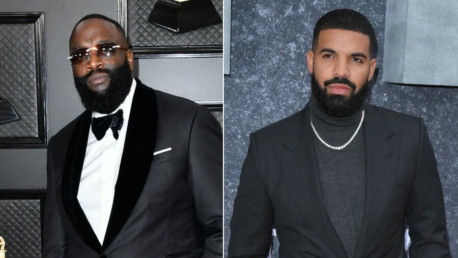 Rick Ross Says A Joint Album With Drake Is 'Under Serious Consideration'