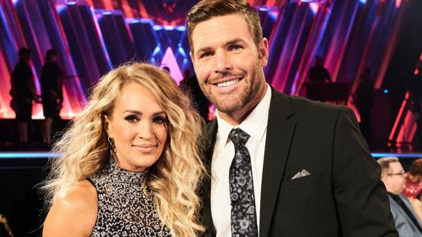 Carrie Underwood Shows Us What It's Like Living With Husband Mike Fisher