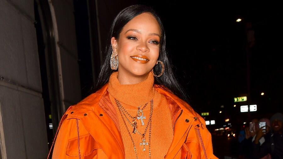 Rihanna Went To A #StopAsianHate Protest — And One Man Didn't Recognize Her