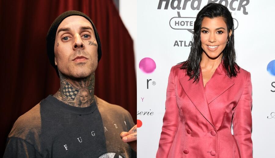 Travis Barker Gets Kourtney Kardashian's Name Tattooed Over His Heart