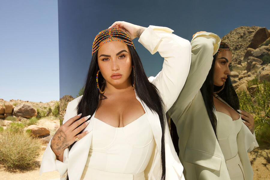 Demi Lovato Reveals She Is 'Dreaming Bigger Than Just Music'