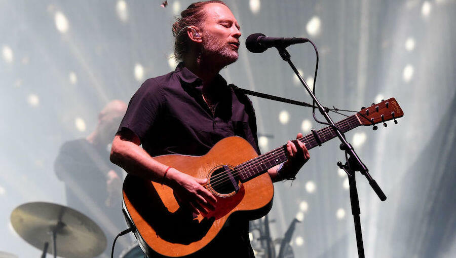 Radiohead Announces 7-Week Project Featuring Rare Gig Footage