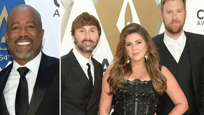 Why Darius Rucker Made Lady A's Hillary Scott Cry