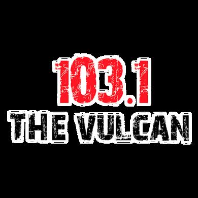 103.1 The Vulcan logo