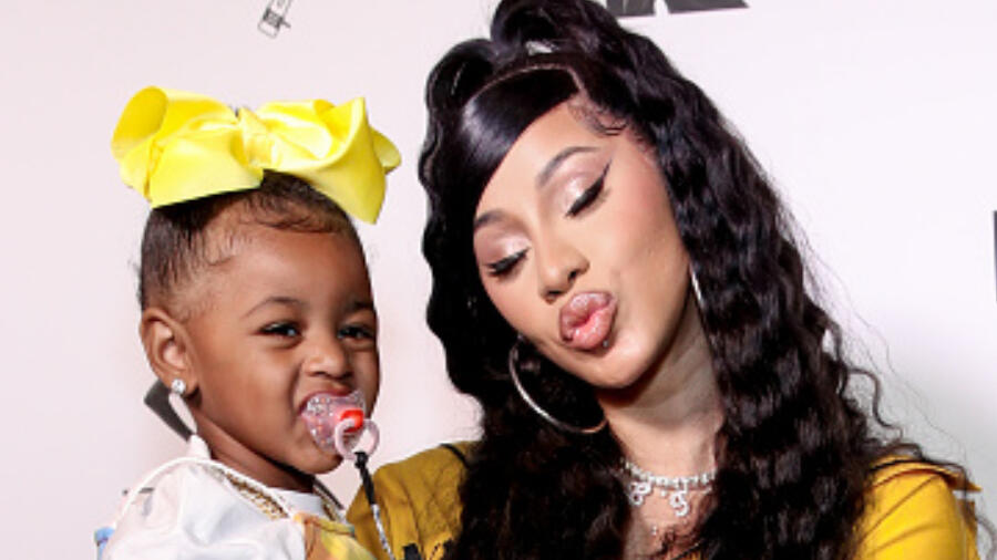 Cardi B Showers Daughter With Thousands Of Dollars Worth Of Designer Gifts