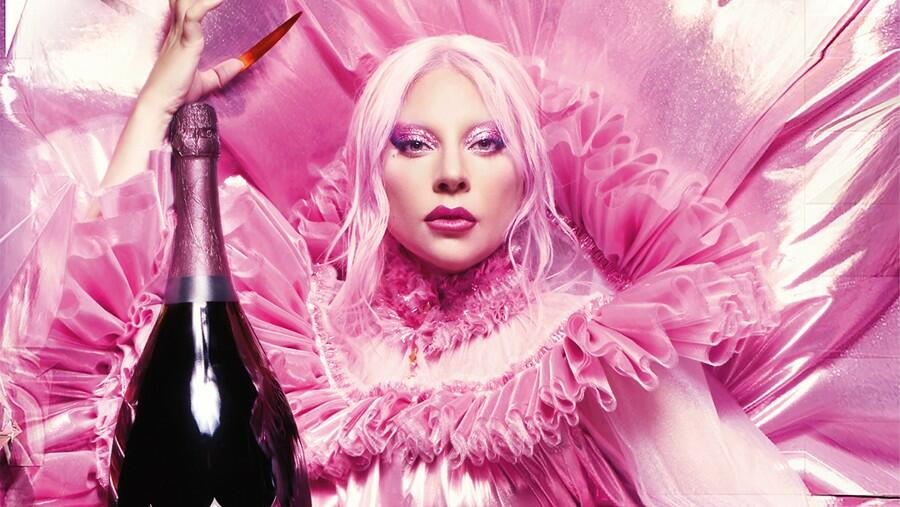 Lady Gaga, Dom Pérignon Unveil 'The Queendom' Film, Limited-Edition Bottle