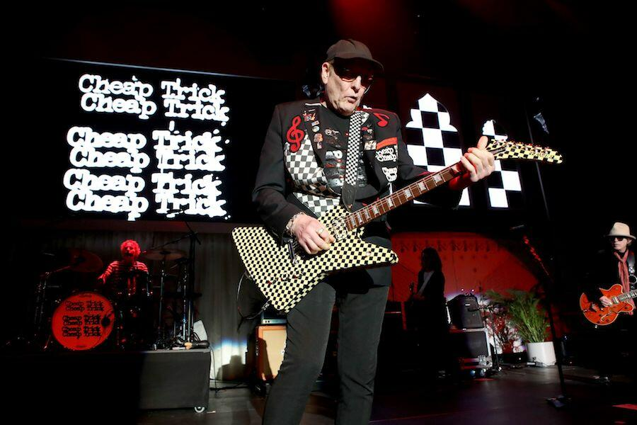 Cheap Trick's Rick Nielsen Recalls Having A Guitar Built For John Lennon