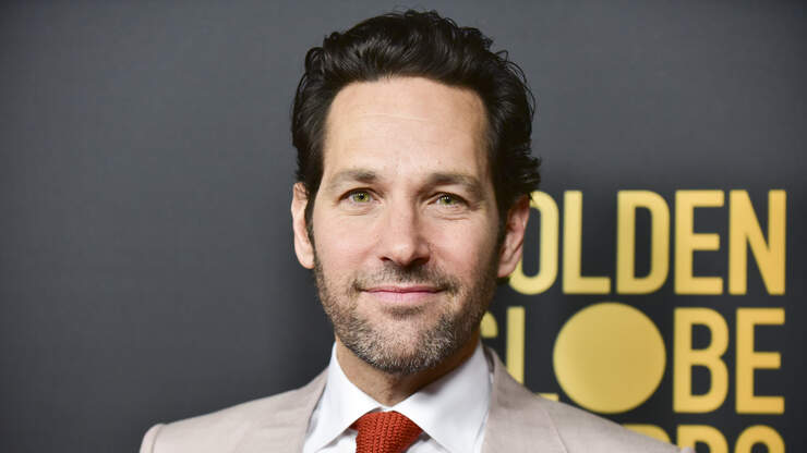 Paul Rudd Meets Mini Pufts and it's Adorable (Video)