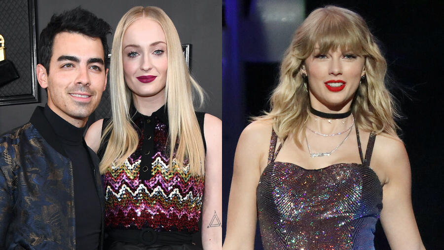Sophie Turner Reacts To Taylor Swift's New Song Apparently About Joe Jonas