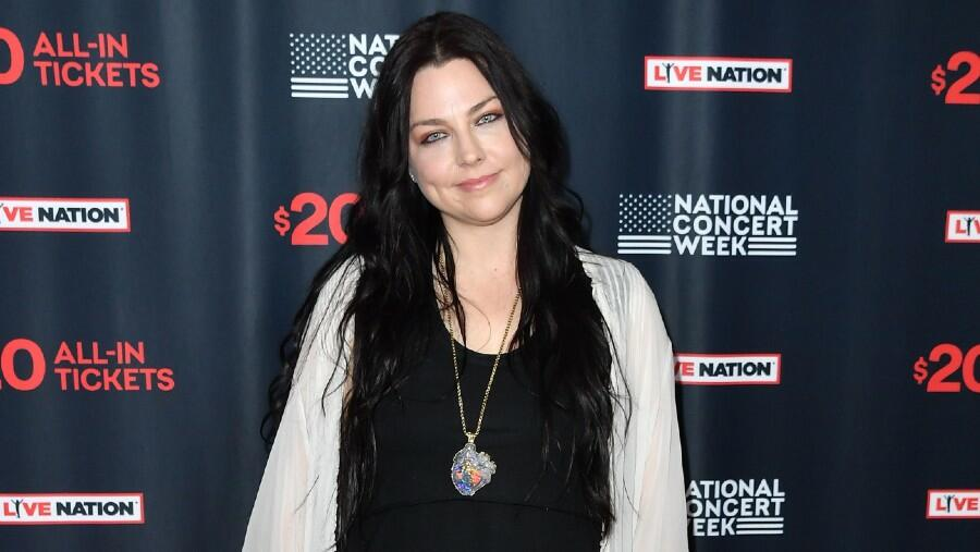 Evanescence's Amy Lee Wants To Score A Nature Documentary