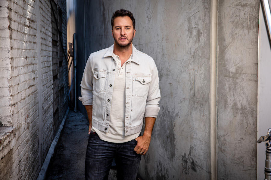 Luke Bryan's New Song 'Waves' Is A Summer Love Anthem