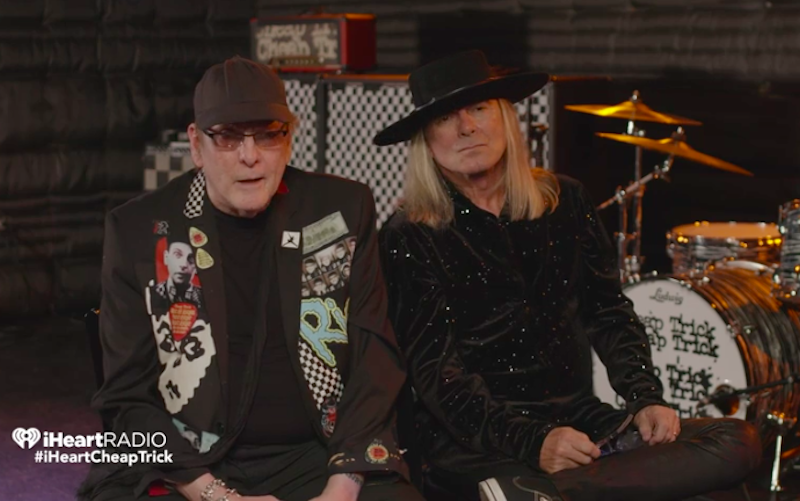 Cheap Trick Reveal They 'Don't Ever Plan On Retiring'