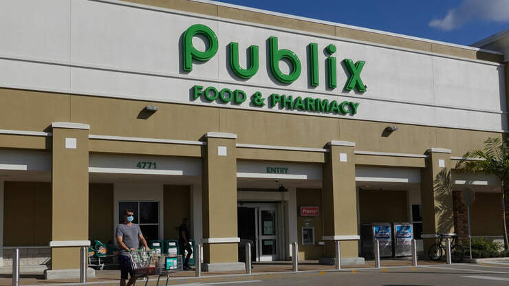 Want A COVID Vaccine From Publix? Now Is A Great Time!