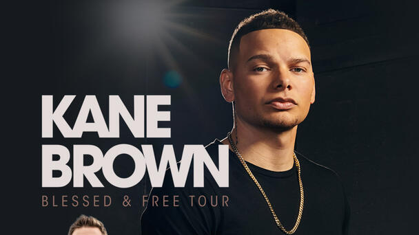 KANE BROWN BLESSED & FREE Pre-sale passcode