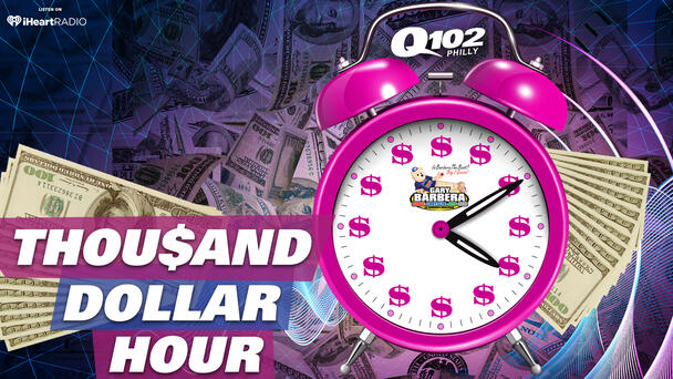 Listen To Win $1000 in our Thousand Dollar Hour!
