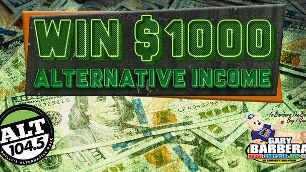 Listen To Win $1000 in ALTernative Income!