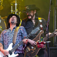 Motörhead Unveils New Footage From Upcoming 'Louder Than Noise' Live Album