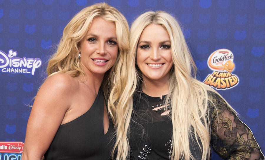 Britney Spears Honors Jamie Lynn's B-Day With Rare Justin Timberlake Photo